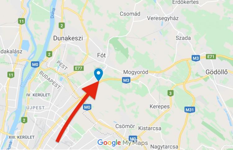 Halálos baleset az M3-as autópályán