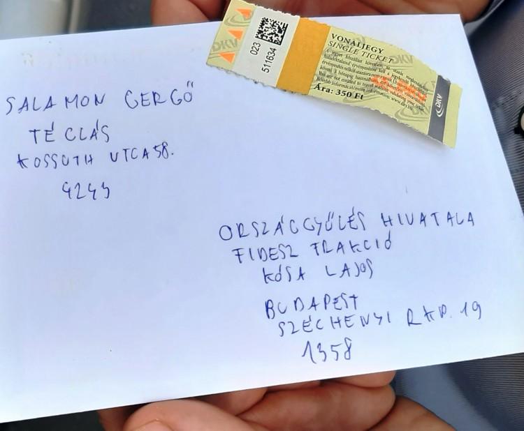 A Jobbik Kósa Lajostól vár segítséget a DKV ügyében