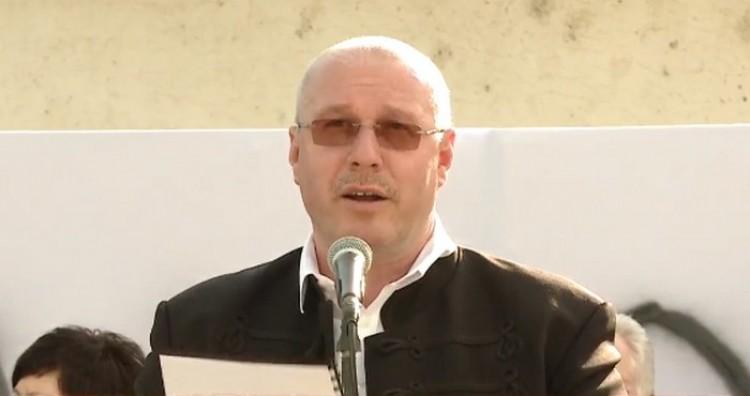 Agrárvállalkozója adományozott Trianon-emlékművet Sárrétudvarinak