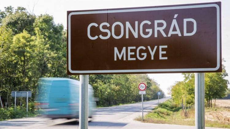 Nevet változtatott Csongrád megye