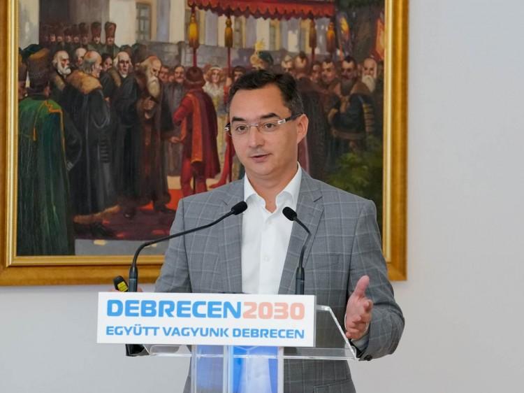 Így tervez Debrecen 2030-ig