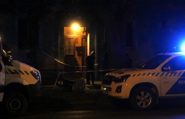 Meglőttek egy nőt Miskolcon