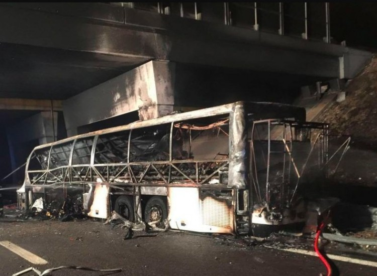 Az olaszok 12 évre ítélték a magyar buszsofőrt a veronai tragédia miatt
