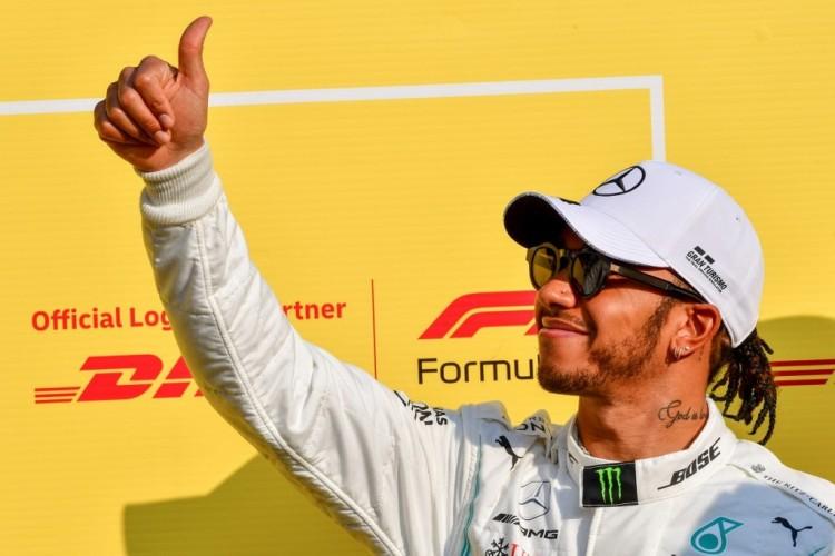 Lewis Hamilton a Magyar Nagydíj győztese