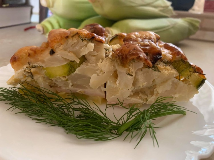 Ide süss! Rakott karfiol – majdnem hús nélkül