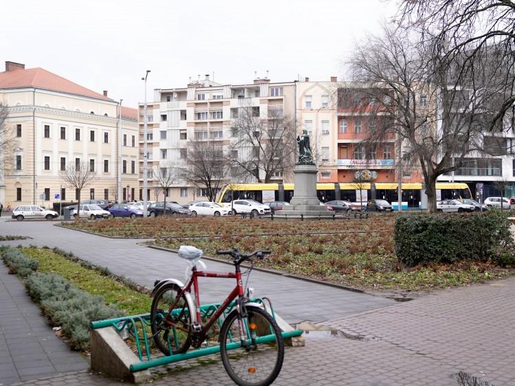 Új belvárosi út építése indul Debrecenben