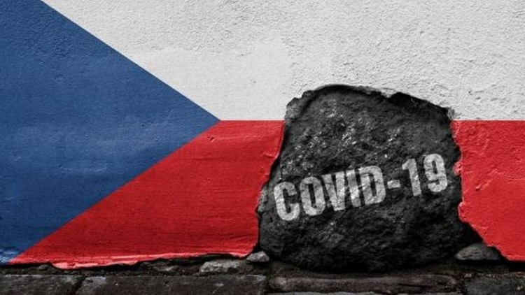 Rekordmagas a fertőzöttek száma Csehországban