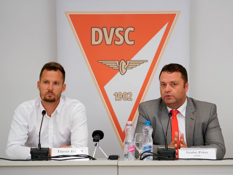 DVSC: új szemléletet hirdetett az új főnök. Dzsudzsák nem jön!
