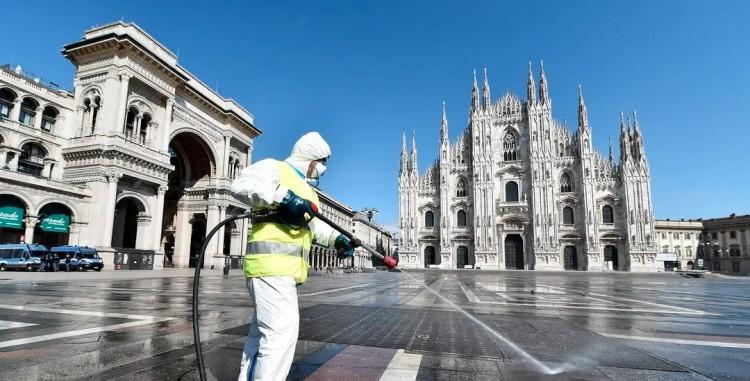 Olaszországban az év végéig tart a veszélyhelyzet
