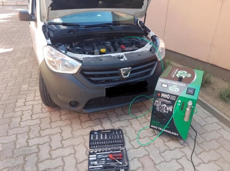HHO: motortisztítás bontás nélkül, már Debrecenben is