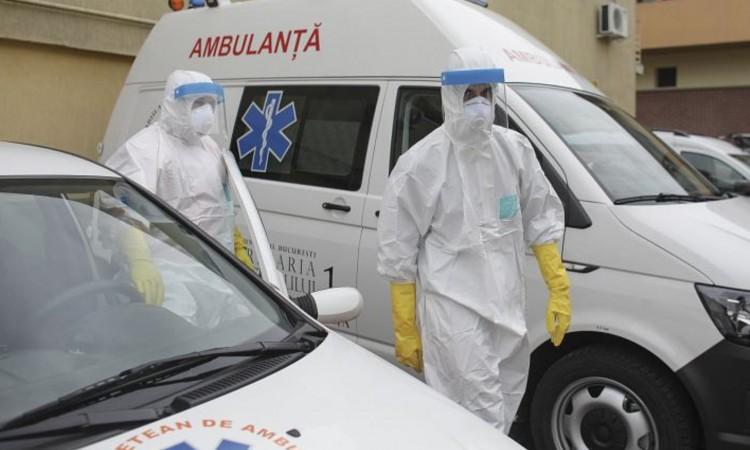 Járvány: egészen elkeserítő a helyzet Romániában