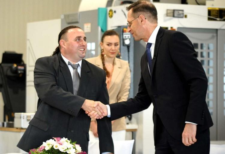 Új gépekkel bővül az Industrial Electric Bau Kft. gépészeti divíziója