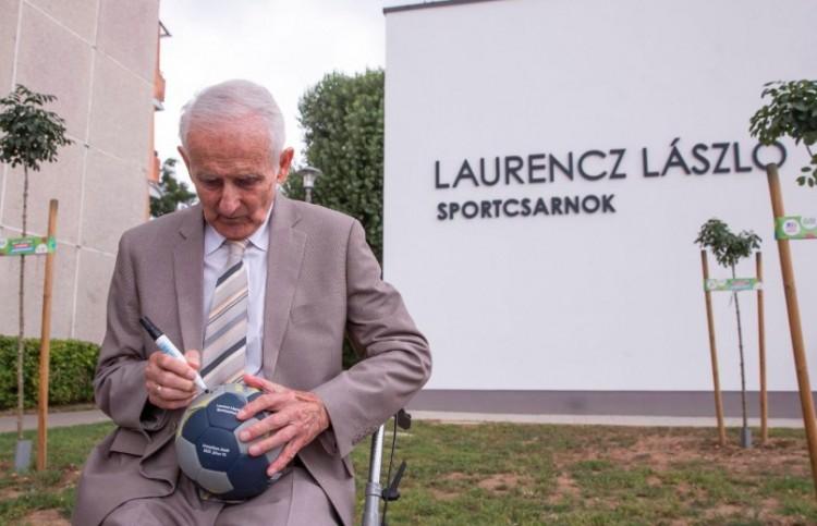 A volt DVSC-edzőről neveztek el sportcsarnokot Budapesten