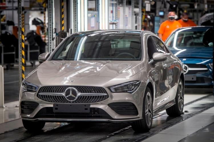 1,5 literes fogyasztású Mercedesek készülnek Magyarországon