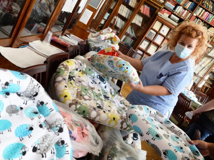 Egymilliós adomány a debreceni klinikának