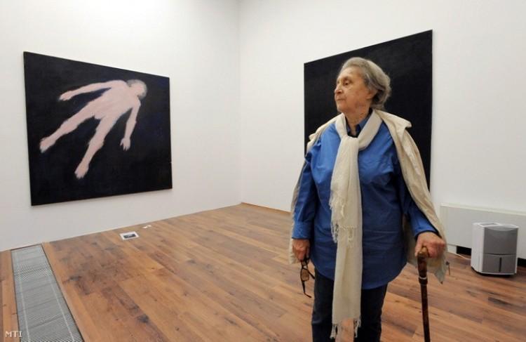 Meghalt a legsikeresebb kortárs magyar művész