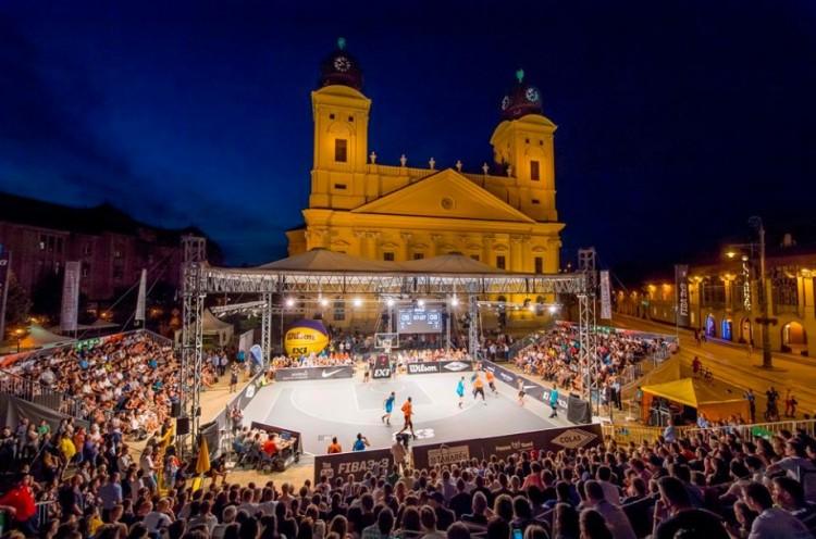Mégis lesz augusztus végén 3x3-as kosárlabdagála Debrecenben!