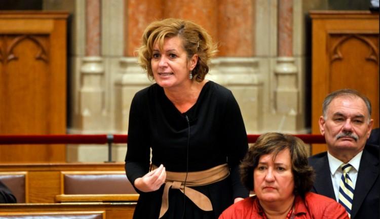 Bangóné Borbély Ildikó ismét felhúzta a Fideszt
