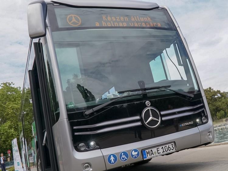 Végre kiírták: 12 új, elektromos buszt kap Debrecen