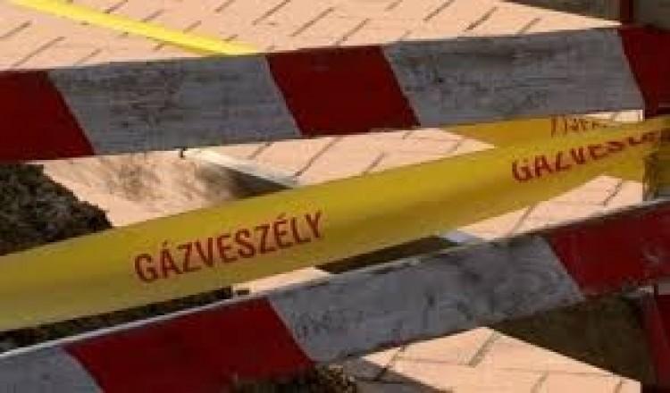 Tetőn felejtett gázpalack okozott riadalmat Balmazújvároson