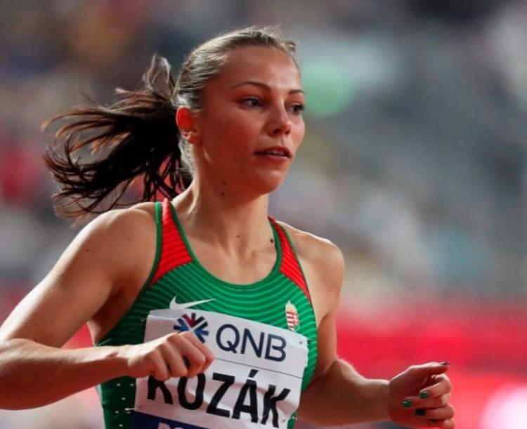 Egyéni csúcsot futott Finnországban Kozák Luca
