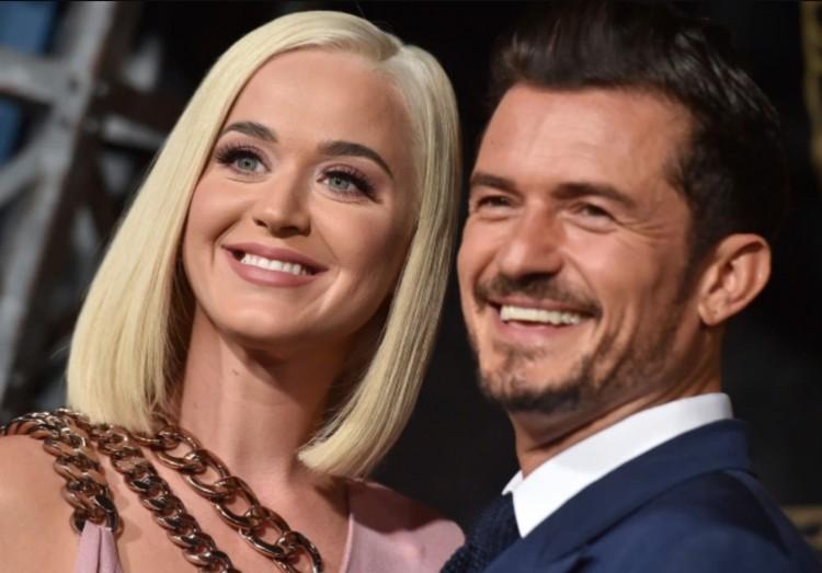 Megszületett Katy Perry és Orlando Bloom gyermeke