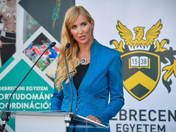 Címzetes egyetemi tanár lesz a nyíregyházi sportállamtitkár