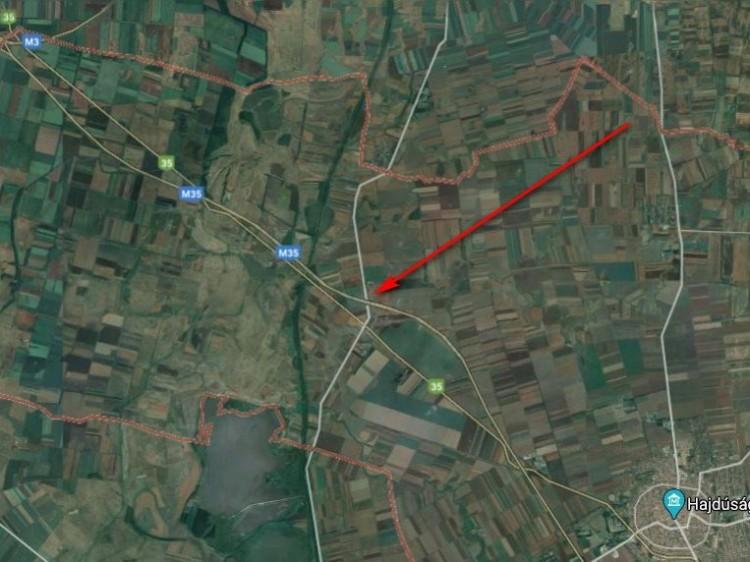 Karambolt az M3-ason, Hajdúböszörmény közelében