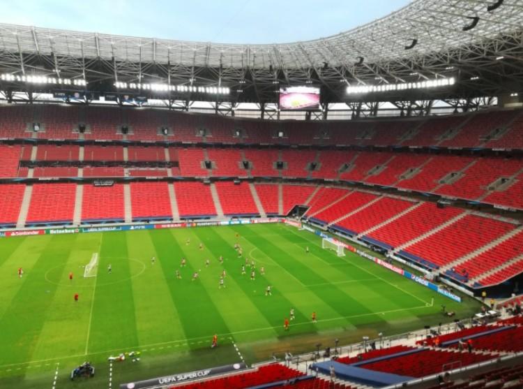 Budapesten a Bayern München: csúcsmeccset vár a német szaki
