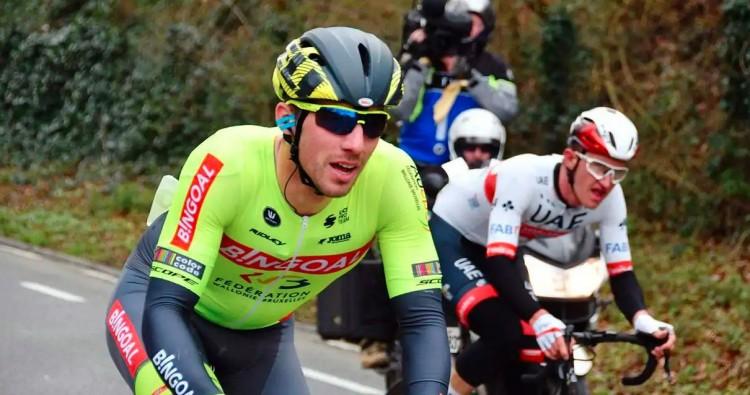 A medencecsontját törte a Tour De Hongrie-n