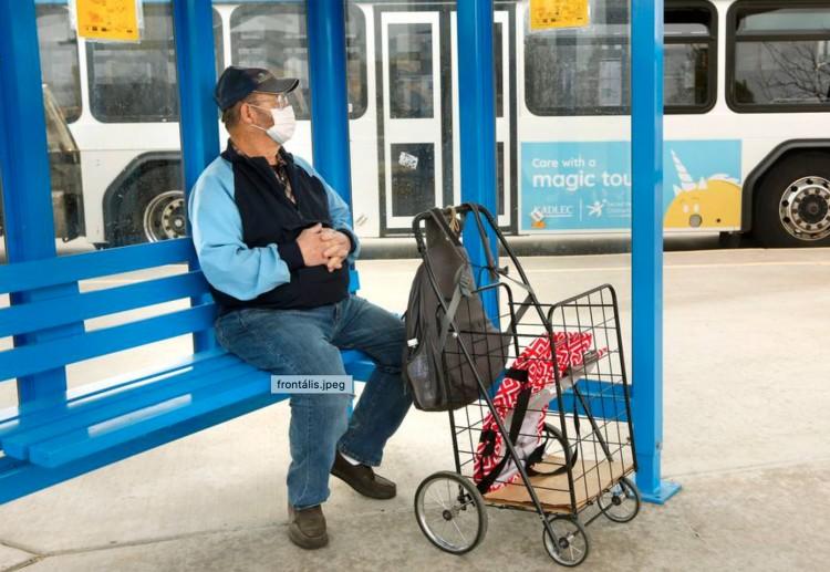 Maszkviselés: még szigorúbban lép fel a Volánbusz és a MÁV