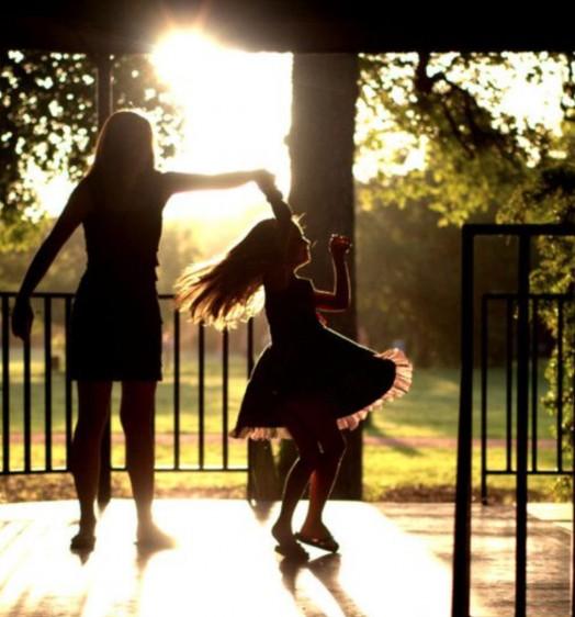Ha anya húga után mész