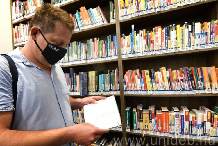 Így tették biztonságossá a Debreceni Egyetem könyvtárát