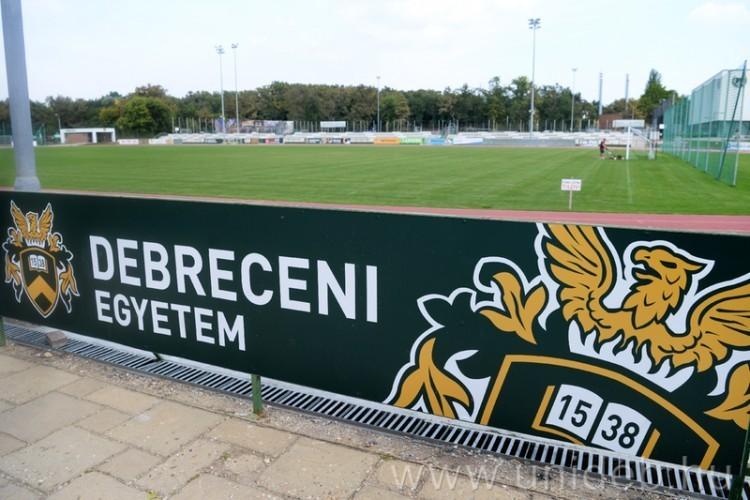 Fitneszparkot építtetne a Debreceni Egyetem