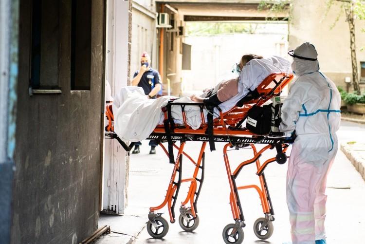 Mintegy 1800 új igazolt koronavírusos, 38 elhunyt