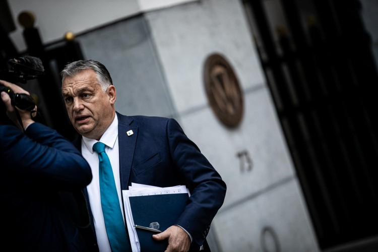 Orbán Viktor óva int a síszezonos utazástervezéstől