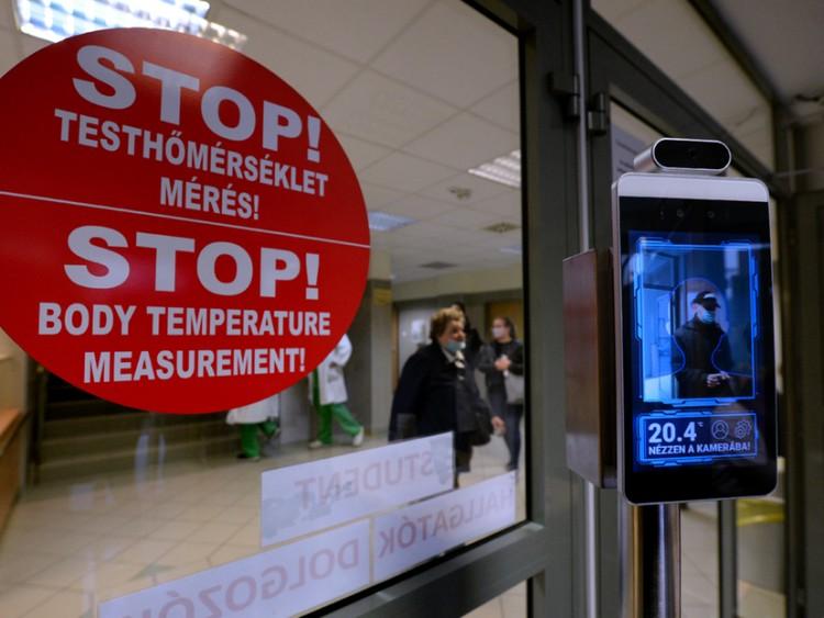 Debreceni fejlesztésű hőkamerát tesztel az egyetem