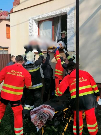 A szomszédok hívtak rendőrt Hajdúböszörményben