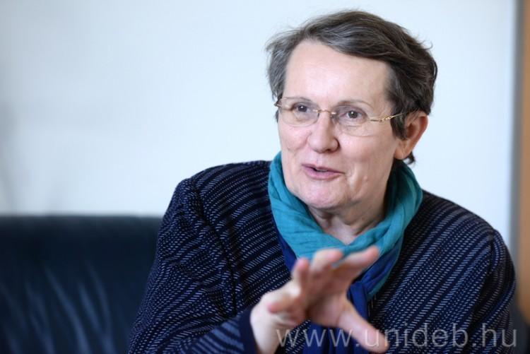 Nemzetközi díjat kapott a Debreceni Egyetem professzora