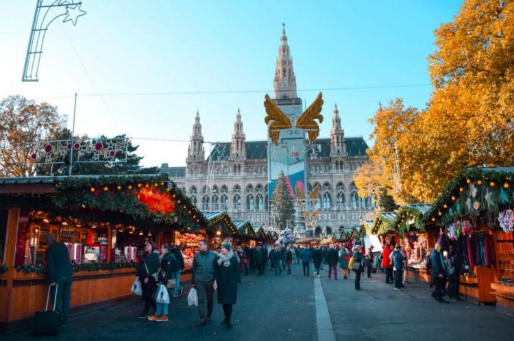 Idén is lesz karácsonyi vásár Bécsben!
