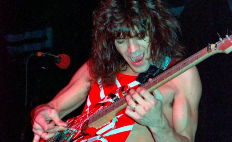Gyász! A világ fejet hajt Eddie Van Halen emléke előtt