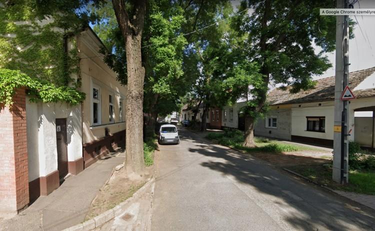 Egyirányúvá válik a debreceni utca egy szakasza