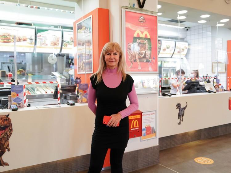 Megújulnak a debreceni McDonald's-ok