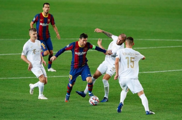 A Ferencváros többet futott, mint a Barcelona