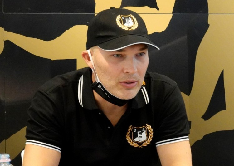 Sándor Tamás a DEAC új vezetőedzője