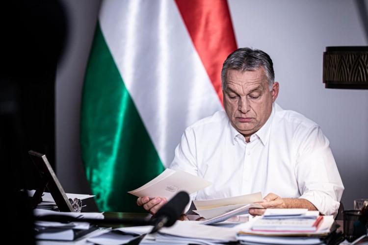 Orbán Viktor: rendkívüli jogrend lép életbe
