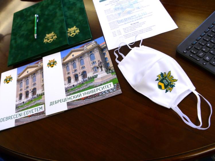 Távoktatással folytatja a Debreceni Egyetem
