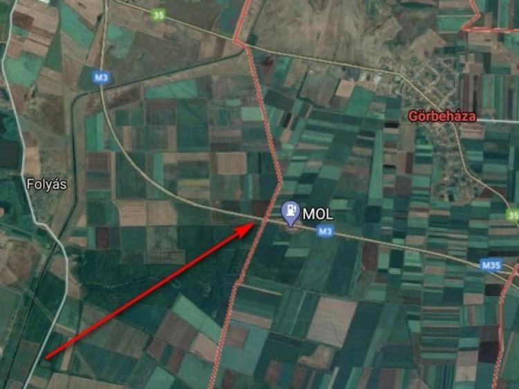 Komoly baleset az M3-ason