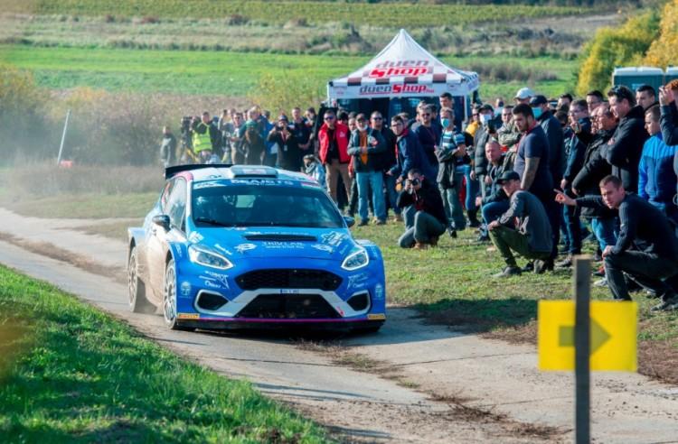 A norvég Mikkelsen nyerte a nyíregyházi Rally Hungaryt