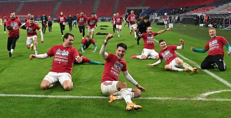 Rekordnézettséget hozott a Magyarország-Izland mérkőzés